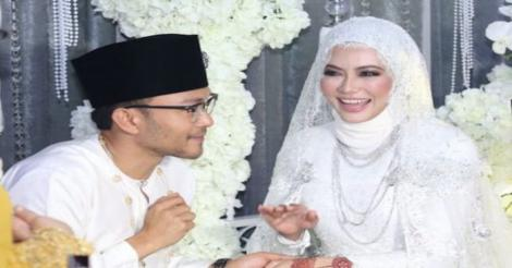 Shaheizy Sam & Syatilla Melvin Selamat Diijabkabul