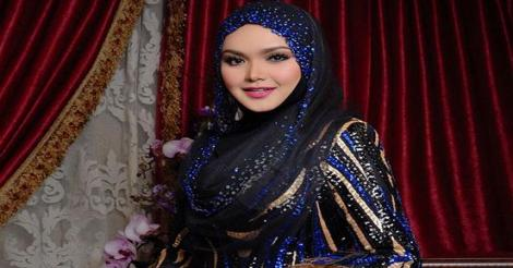 Kandungan Dato' Siti Nurhaliza Masuk Bulan Kedua