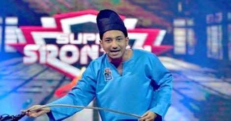 Zizan Razak Bergelar Juara Super Spontan All Stars