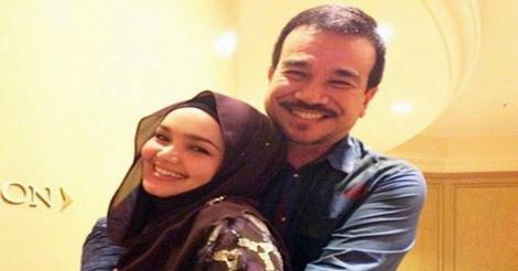 Dato' K: Saya Sayang Siti Sampai Ke Jannah